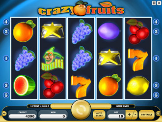 Kajot Crazy Fruits