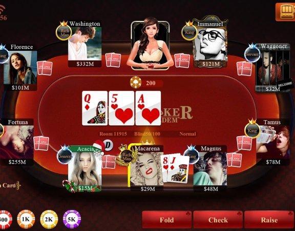 Jeux Poker Gratuit