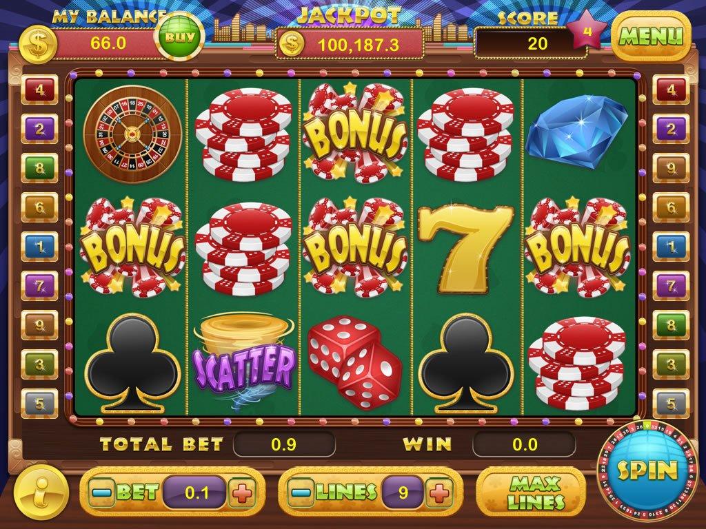 Jeux De Casino Gratuit En Ligne